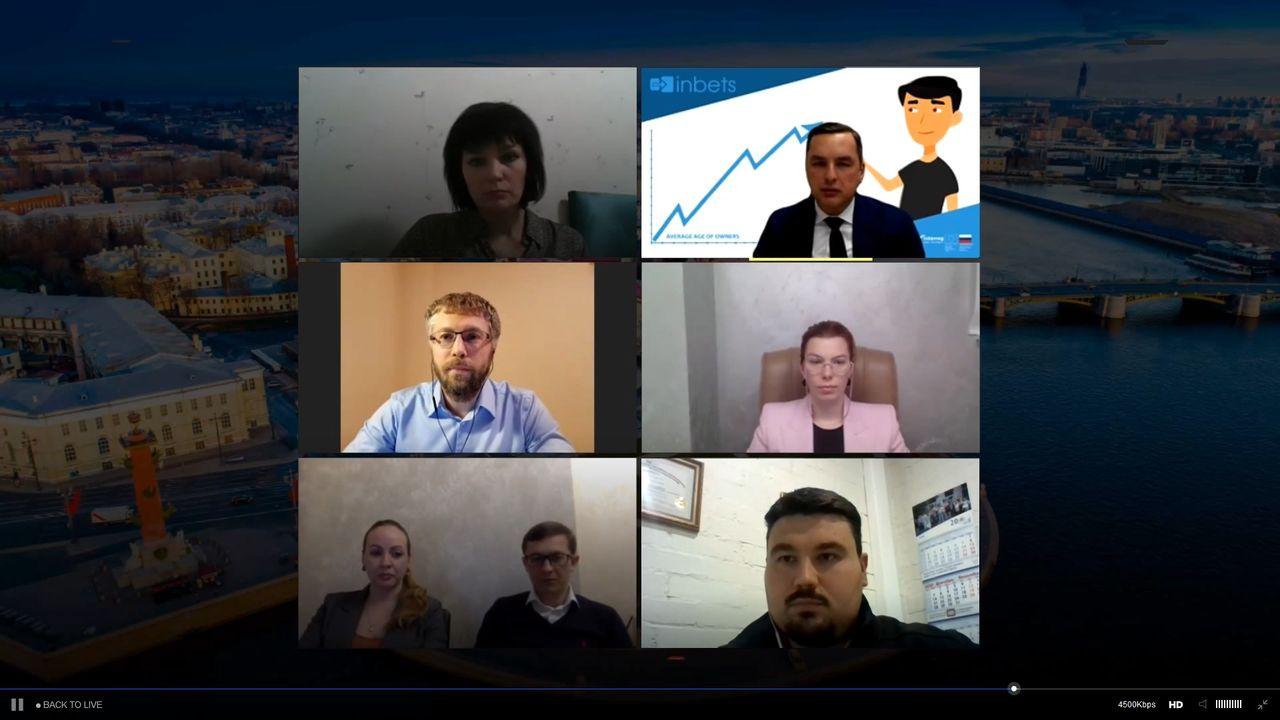 В рамках XVIII Форума субъектов малого и среднего предпринимательства Санкт-Петербурга состоялся онлайн круглый стол «План «Б» для Вашего бизнеса»
