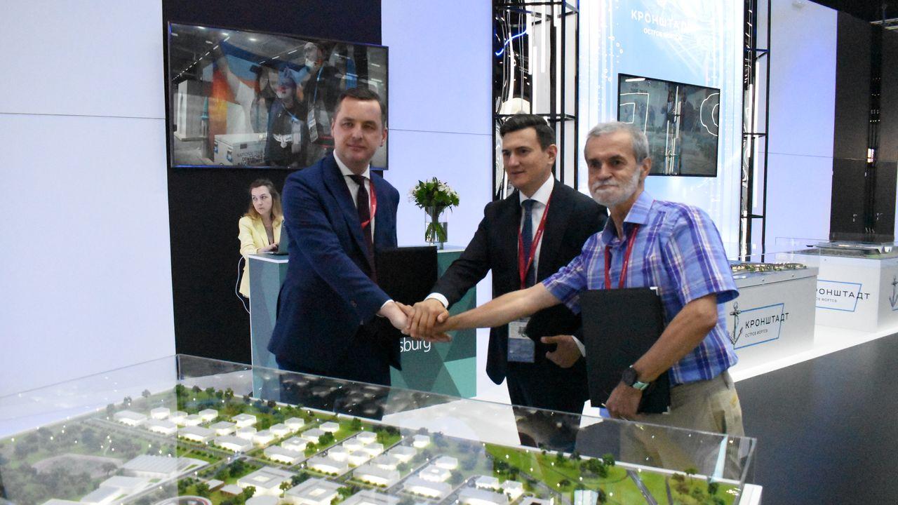 На базе ИТМО Хайпарк появится первый в России центр промышленного симбиоза