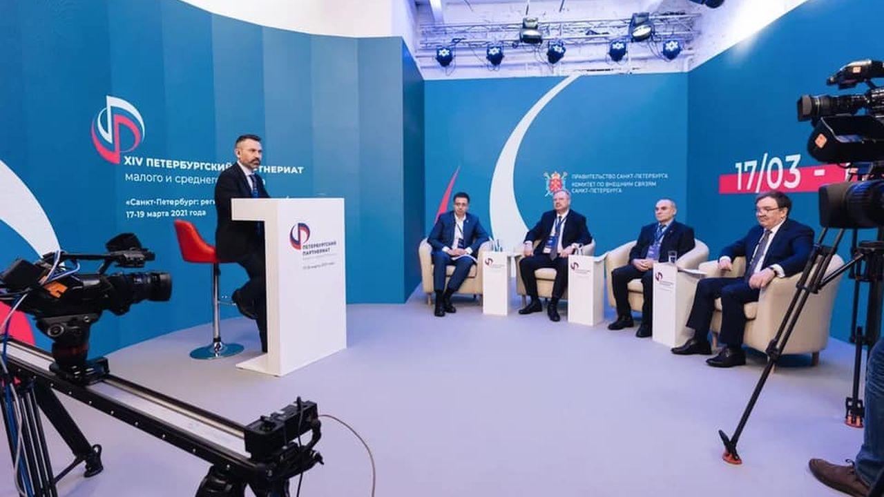 Петербургский Партнериат 2021: новая реальность – новые стратегии