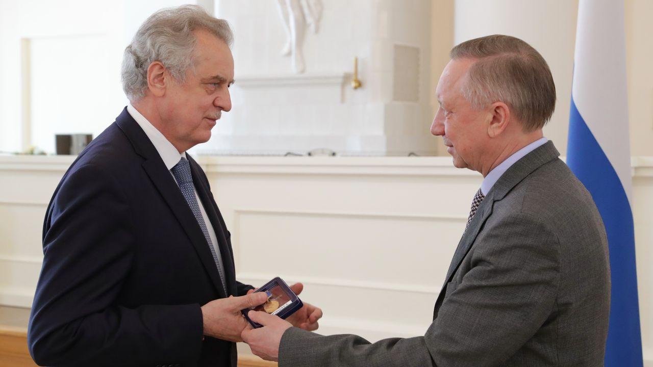 Комитет по внешним связям Санкт-Петербурга отметил 30-летие со дня образования